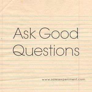 Become a Leader by Asking Good questions